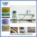 Impresora solvente de inyección de tinta industrial Leadjet para botellas
