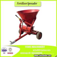 Distribuidor de abono de maquinaria agrícola Distribuidor de abono montado de tractor de Jm