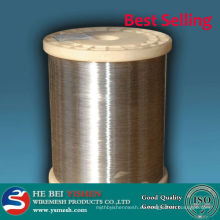 Superficie brillante suave o duro de alta calidad precio barato 304,306 alambre de acero inoxidable