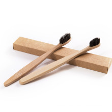 100%biodegradable bamboo Feature and hotel,travel,Home Use Bamboo Toothbrushes