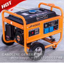 2kva Portable gasoline elctric generator price with CE and GS