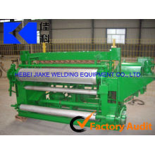 Electric welded net machine