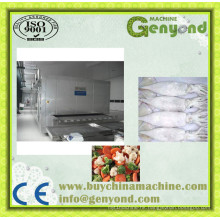Seafood Tunnel Freezer