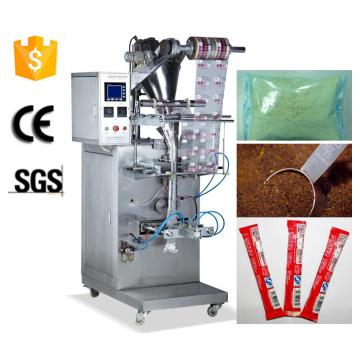 Machine de remplissage et de conditionnement automatique verticale de sac de poudre de prix usine 10g 20g 100g