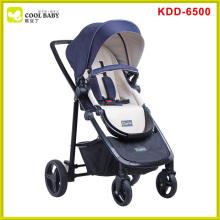 Neuer Entwurf Baby-Spaziergänger mit großen Rädern