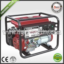 TIGER 4.4KW/13HP SH6000DX Industrial machinery gasoline generator