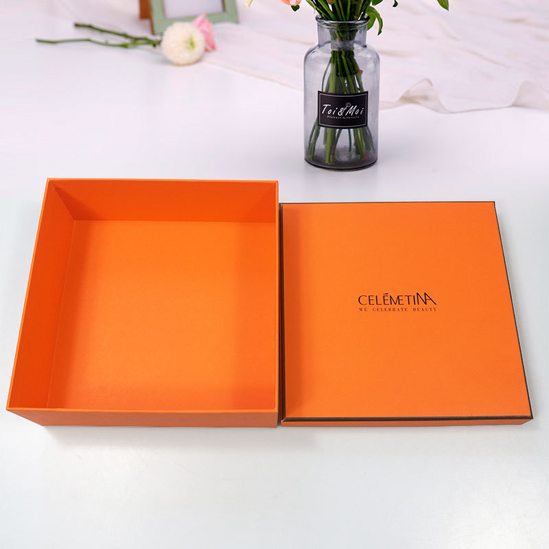 Custom gift boxes with lids