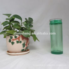 frasco plástico de alta qualidade personalizado ecológico simples 500ml