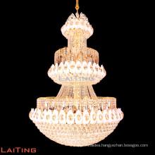Lager antique pendant lamp murona crystal chandelier light