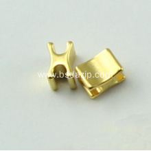 Ykk Quality Brass Zipper Stop for Jacket