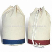Promotional laundry bags, customized sizes are accepted