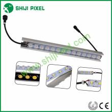 IP65 IP67 rgb 24x1w haute puissance a mené la barre d'éclairage 24V rouge / vert / bleu / ambre / jaune / blanc / RVB