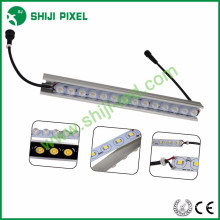 IP65 IP67 rgb 24x1w High Power led lighting bar 24V Red/ Green / Blue / Amber / Yellow /white / RGB