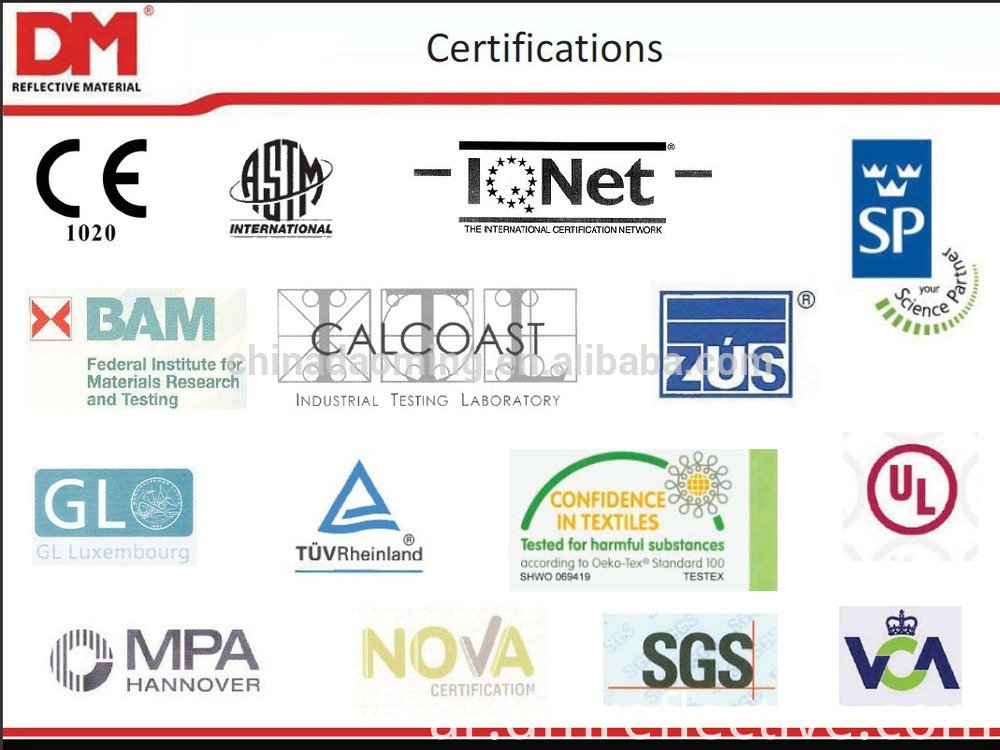 9 Certification