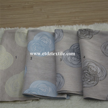 Manufacturing Companies for Linen Window Curtain Newest Special Yarn Dyed Linen Looking Jacquard Curtai supply to San Marino Factory