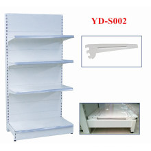 Single Side Supermarket Store Standard Shelf