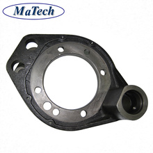 Foundry Supplies Ggg50 Ductile Sand Cast Iron Bracket