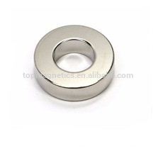 Small Ring Rare Earth Ndfeb Magnet For Vibrating Motor
