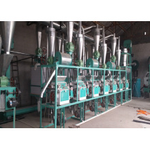 Factory making for Automatic Flour Machine Equipment Automatic flour machine equipment supply to Qatar Importers