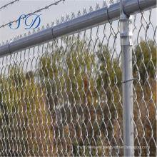 Best-Selling Chain Link Fence Weave para la venta (fábrica directa)