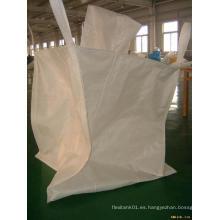 Bolsa grande FIBC para embalaje de aluminato de calcio