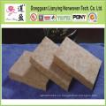 Almohadillas de calor de fibra de bambú para colchón, techo, cojín