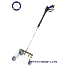 3 Nozzle Water Broom met Edger