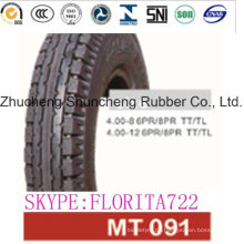 Motorrad (4.00-8) Pflicht Motor Reifen