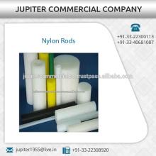 Des tiges de nylon très utilisées disponibles au meilleur prix du marché