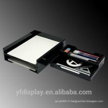 Acrylique File Organizer