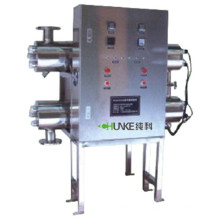 Chunke 60t/H Portable UV Sterilizer for Water Disinfection
