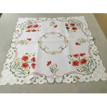 Handmade Cutwork Embroidery Easter Day Tablecloth 2016 New Style