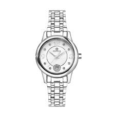 Stainless steel bracelet women watches