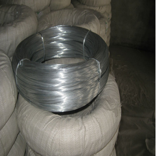 electro and hot dipped galvanized binding wire