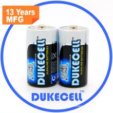 Bateria Alkalie de alta qualidade C / Lr14 / Am2