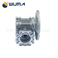 Single stage small worm gear motor reducer