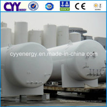 L'industrie alimentaire utilise le réservoir de dioxyde de carbone de l'azote argon d'oxygène liquide