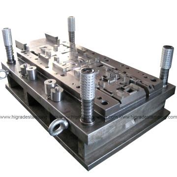 Hochpräzisions-Stanzwerkzeug für Auto-Metallteile