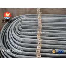 Tubo de aço inoxidável duplex A789 SAF2205 da curvatura em U