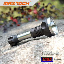 Maxtoch TA6X-6, высокой мощности Xml t6 привели фонарик