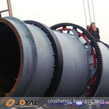 Good quality rotary cylinder drum dryer with large capacity