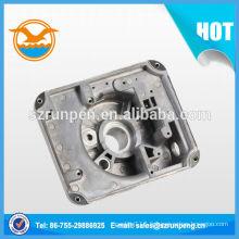 Base en aluminium de précision de moulage mécanique sous pression pour la machine