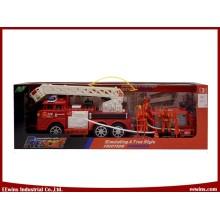 Toys Car Sets Fire Control Tool Vehículo Juguetes de bricolaje