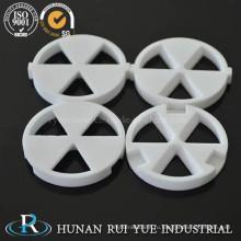 Высокой чистоты 90%-95% глинозема керамический диск кран с полировка поверхности