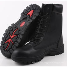 Black Color Militray Boot Sn5270