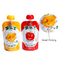 Baby Spout Plastic Bag Buah Jus Packaging