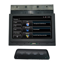 Reproductor de DVD de coche para Land Rover Discovery Navegador GPS incorporado