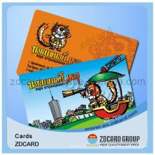 Papel Scratch Card