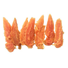 Private Label Natural Chicken Breast Jerky Dog Treat OEM Supplier Best Selling Pet Treats