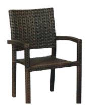 Chaise de chasse en aluminium durable et de luxe facile à nettoyer